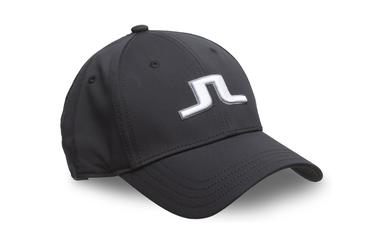 1f19078d614 Angus Tech Stretch Cap (Black) (£25) - J. Lindeberg Golf -