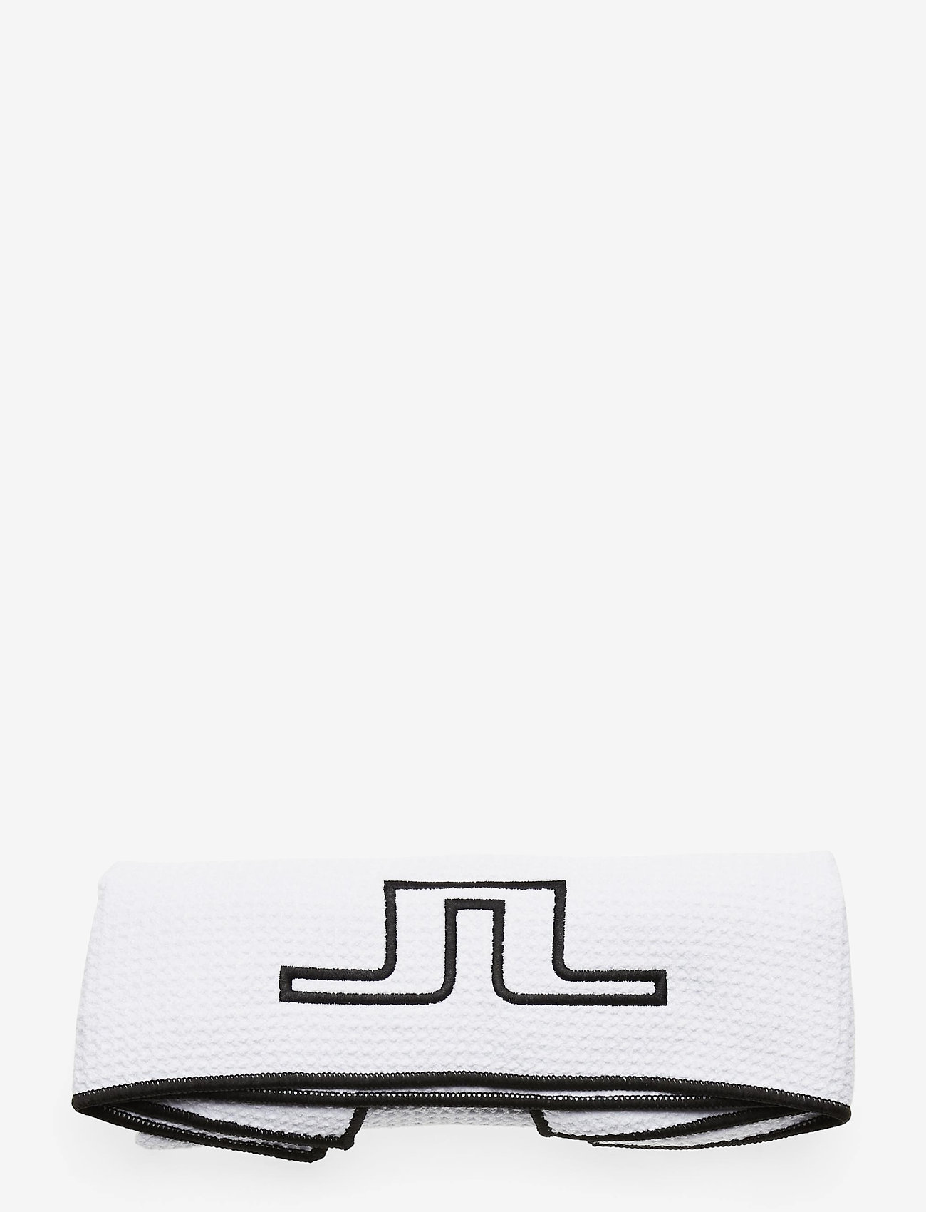 J. Lindeberg Golf - Golf Towel - golf equipment - white - 1