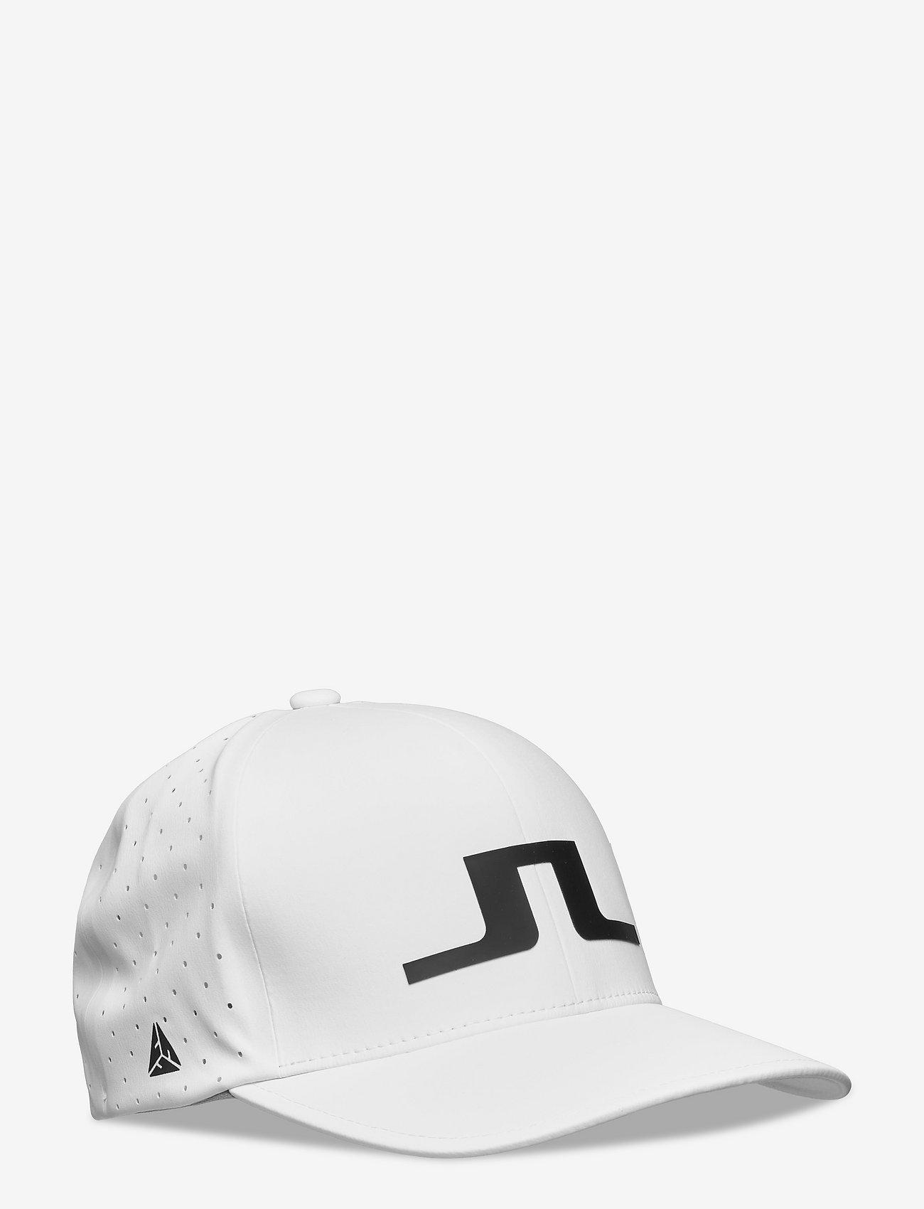 J. Lindeberg Golf - Dylan Golf Cap - caps - white - 0