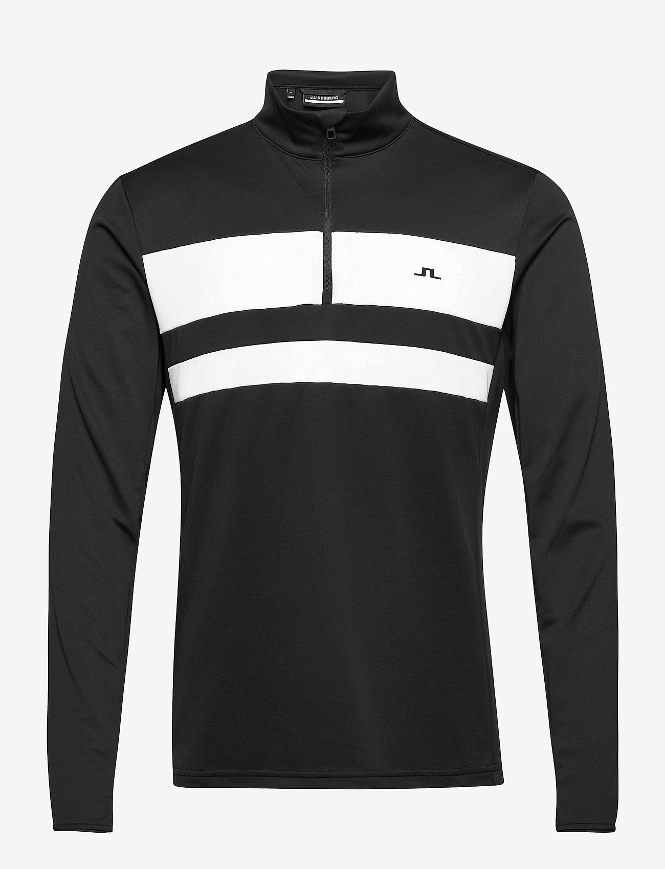J. Lindeberg Golf - Bran Golf Mid Layer - fleece - black - 1