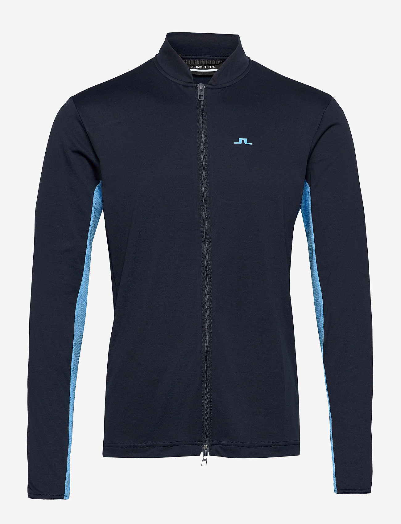 J. Lindeberg Golf - Alex Golf Mid Layer - fleece - jl navy - 1