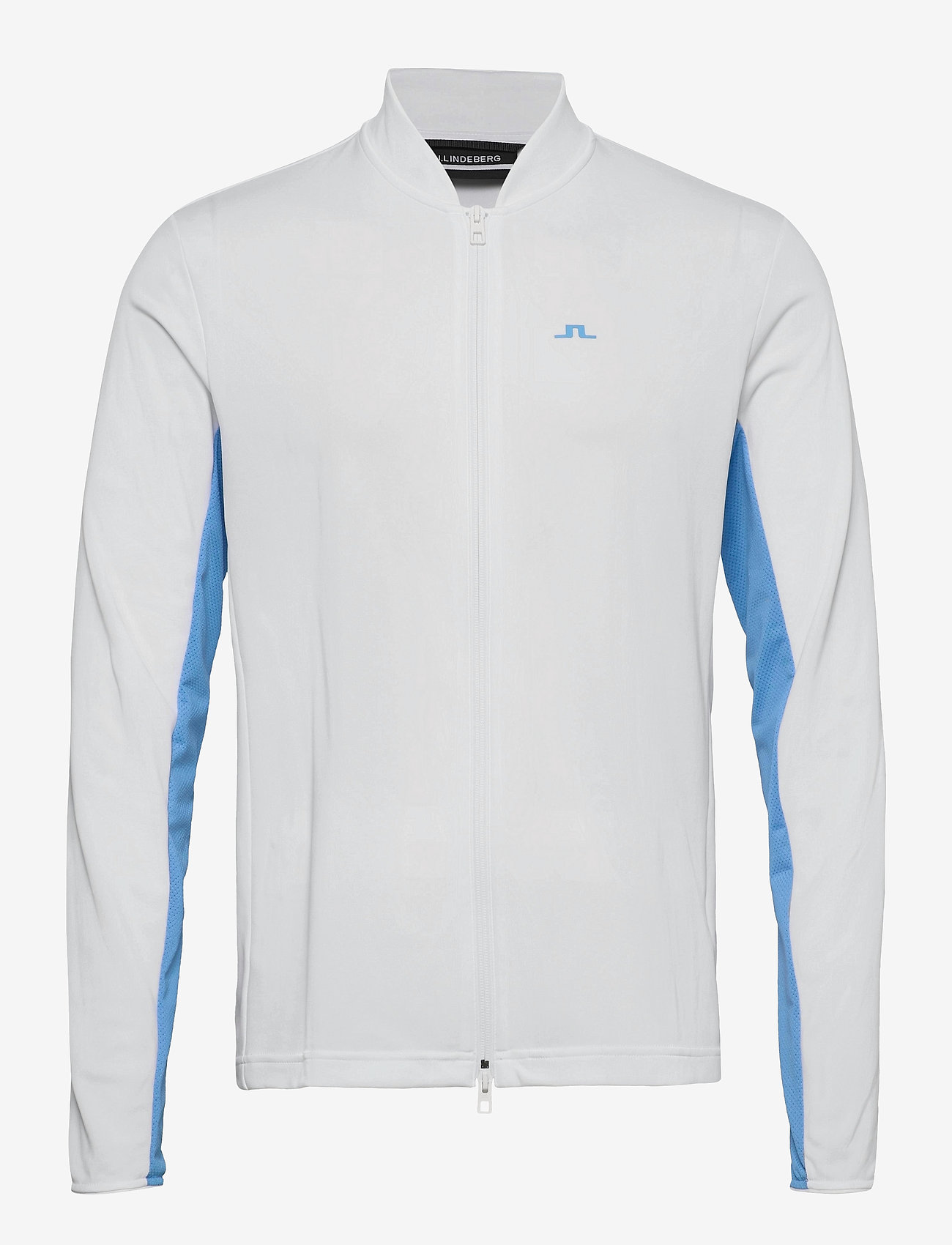 J. Lindeberg Golf - Alex Golf Mid Layer - fleece - white - 1