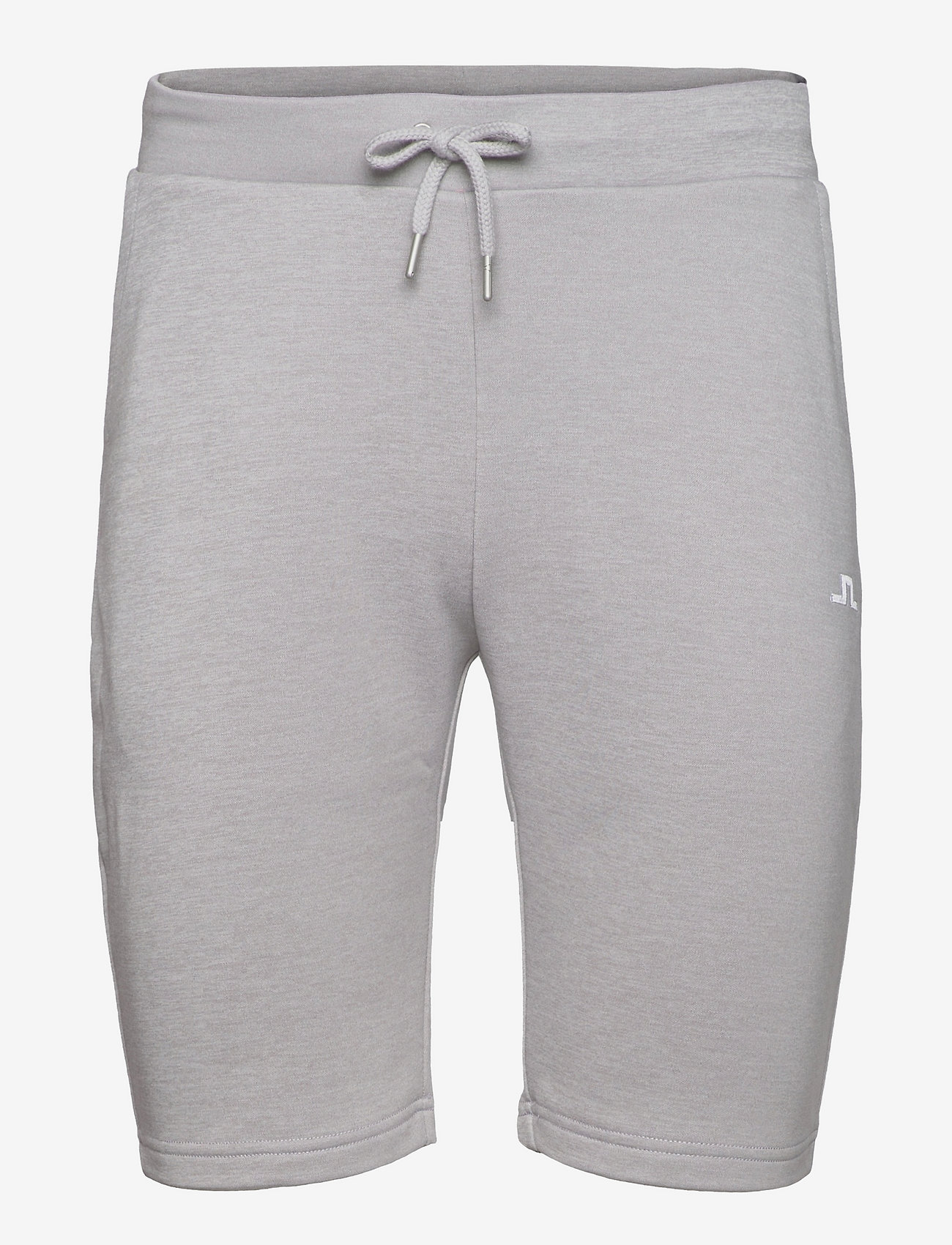 J. Lindeberg Golf - Stretch Fleece Light Shorts - golfshorts - stone grey melange - 0