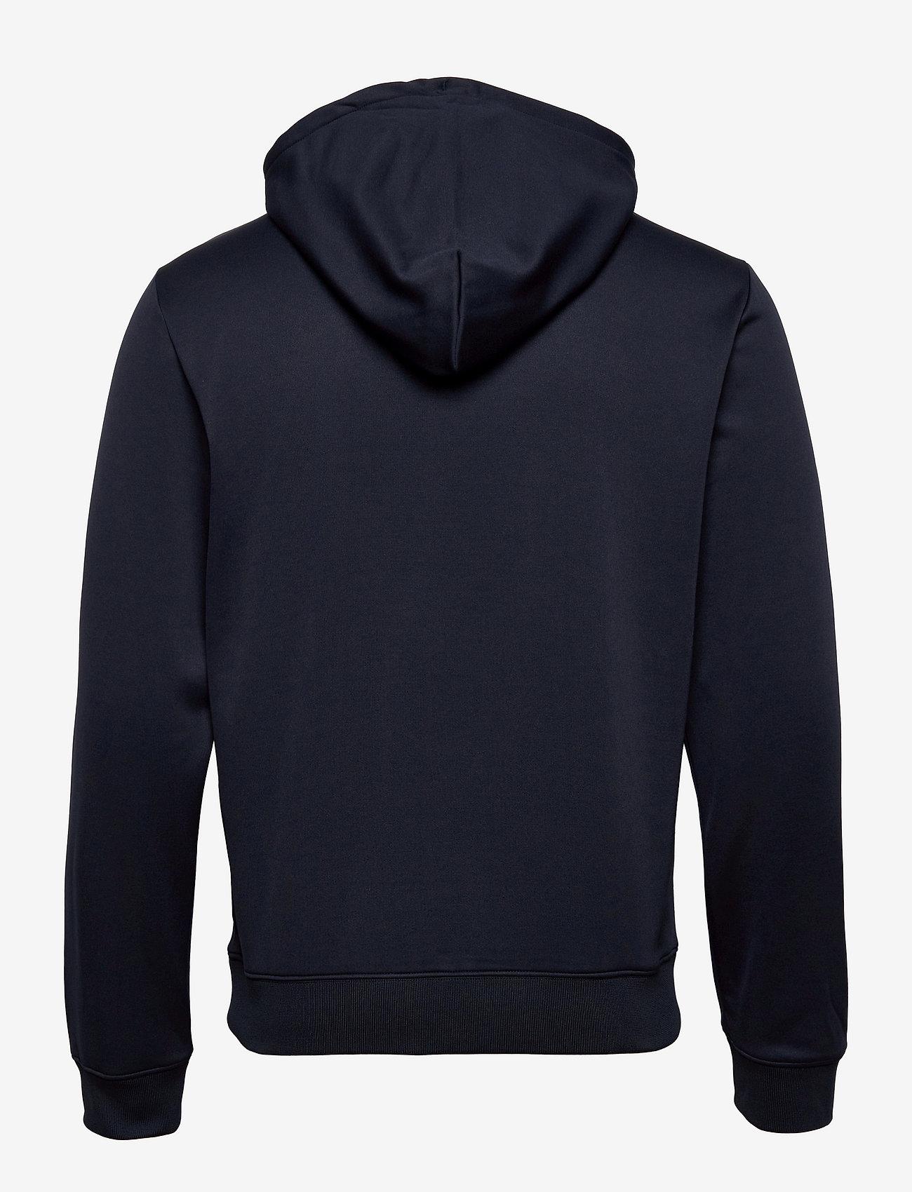J. Lindeberg Golf - Stretch Fleece Light Hoody - hettegensere - jl navy - 1