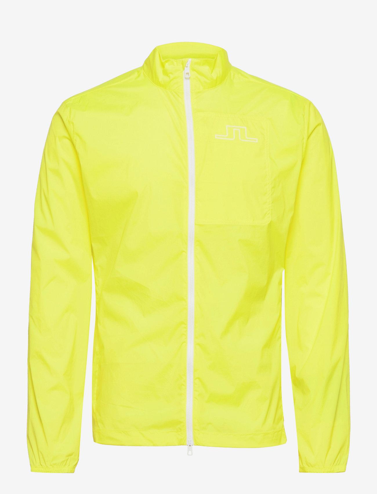 J. Lindeberg Golf - Ash Light Packable Golf Jacket - golfjakker - acid dreams - 0