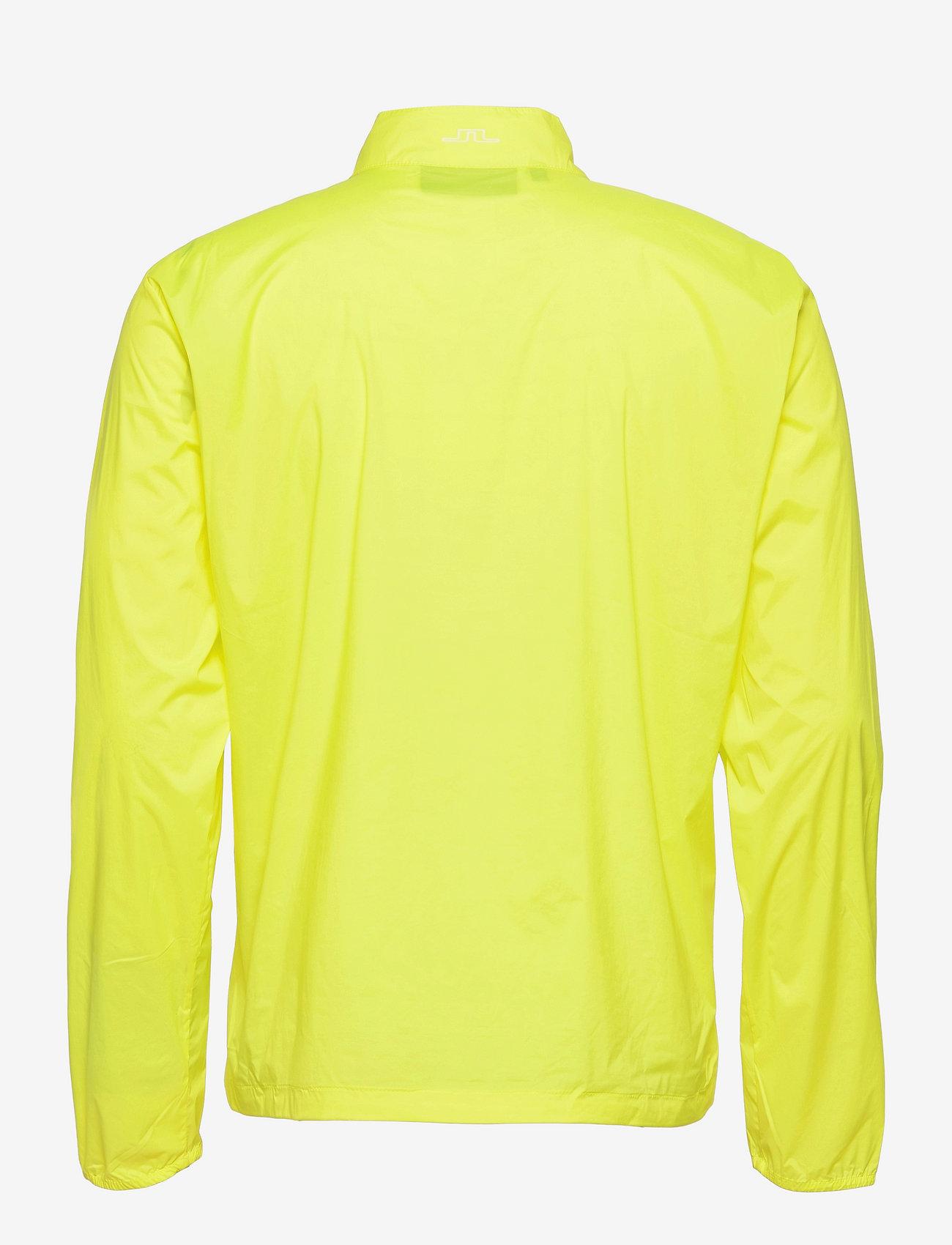 J. Lindeberg Golf - Ash Light Packable Golf Jacket - golfjakker - acid dreams - 1