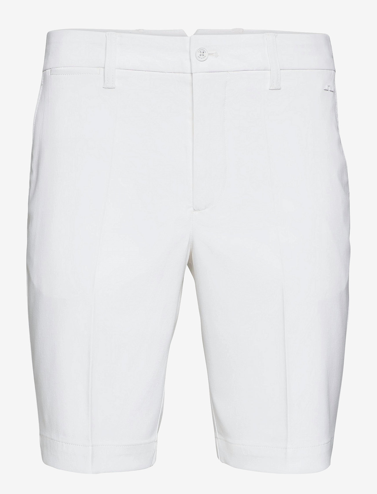 J. Lindeberg Golf - Eloy Golf Shorts - golf-shorts - white - 0