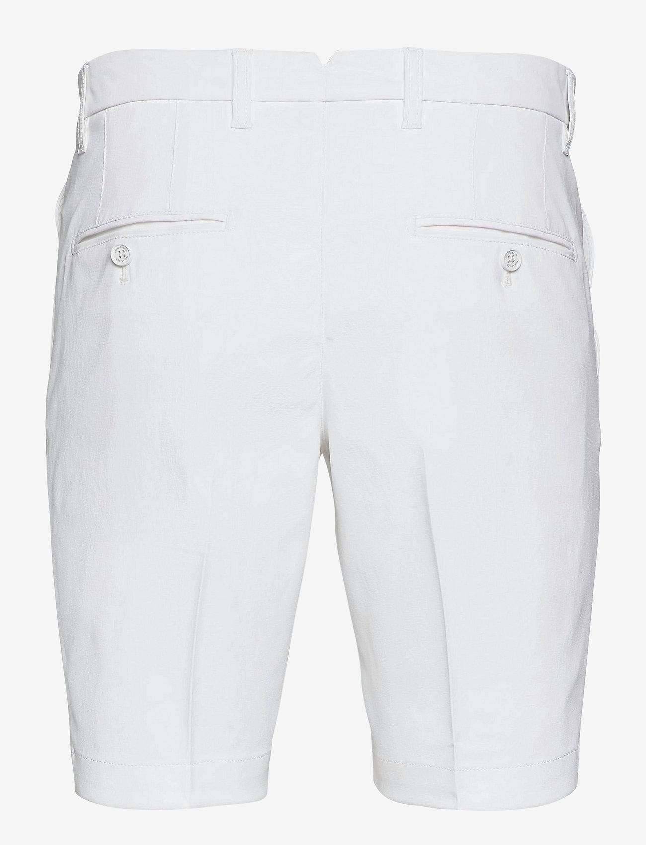 J. Lindeberg Golf - Eloy Golf Shorts - golf-shorts - white - 1