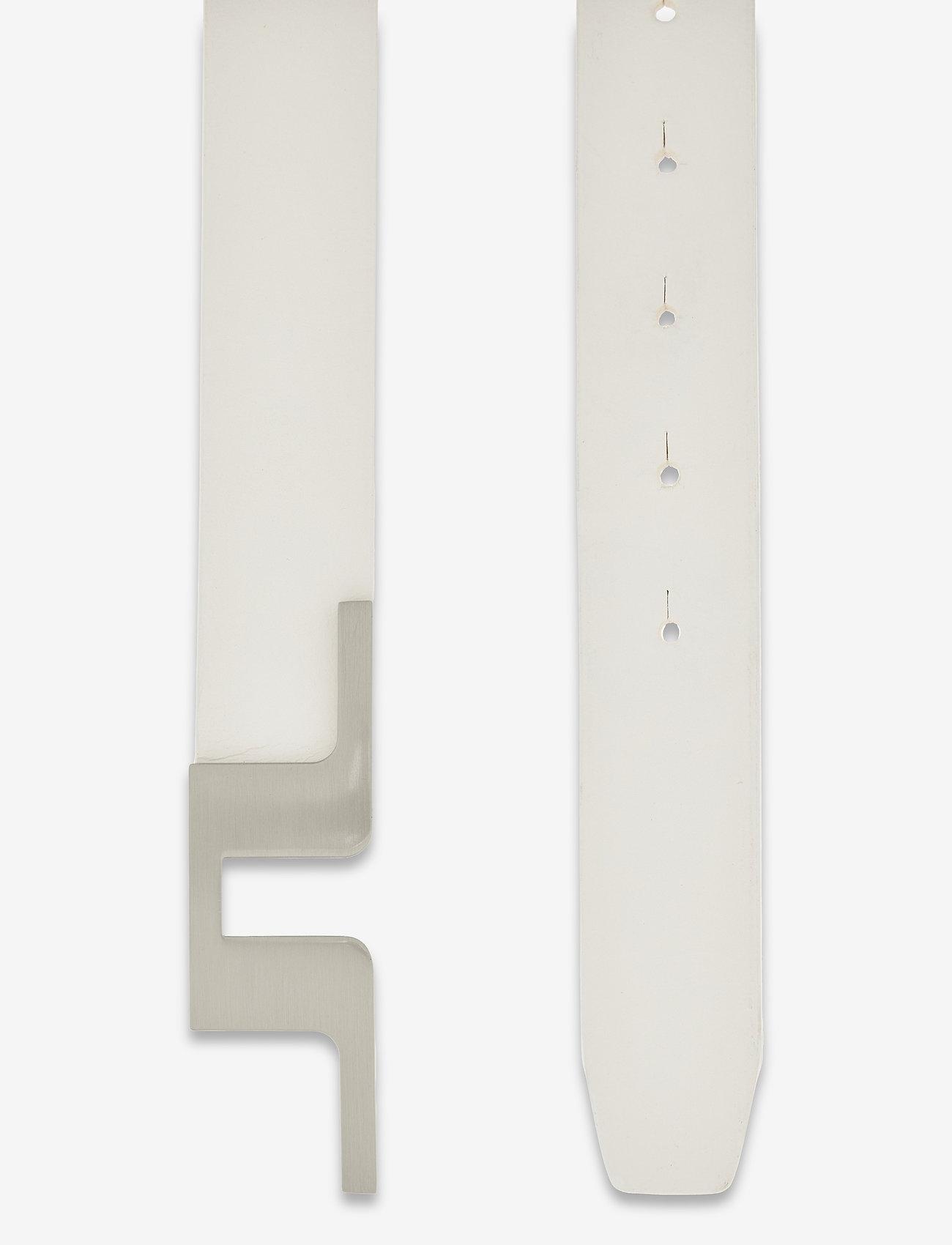 J. Lindeberg Golf - Betsy Golf Belt - sport belts - white - 1