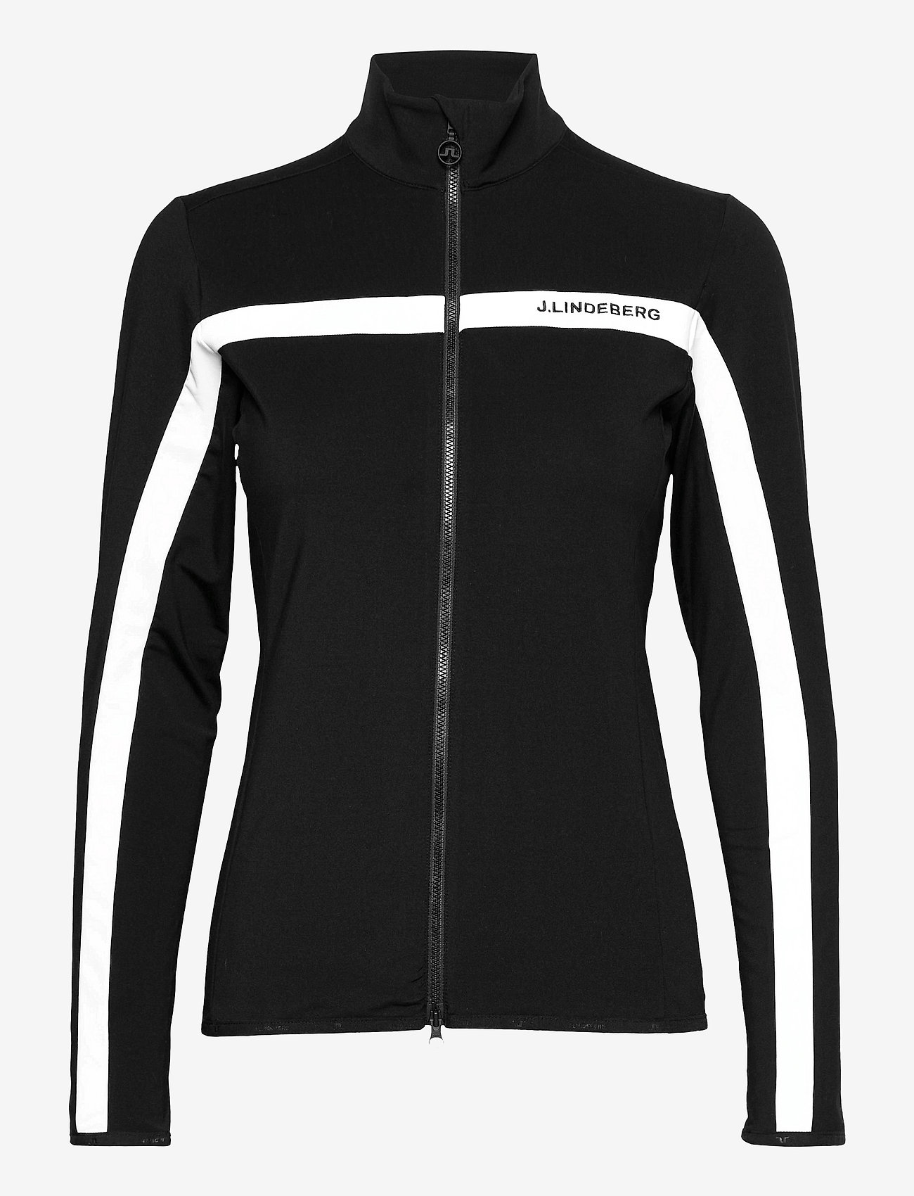 J. Lindeberg Golf - Janice Mid Layer - fleece - black - 1