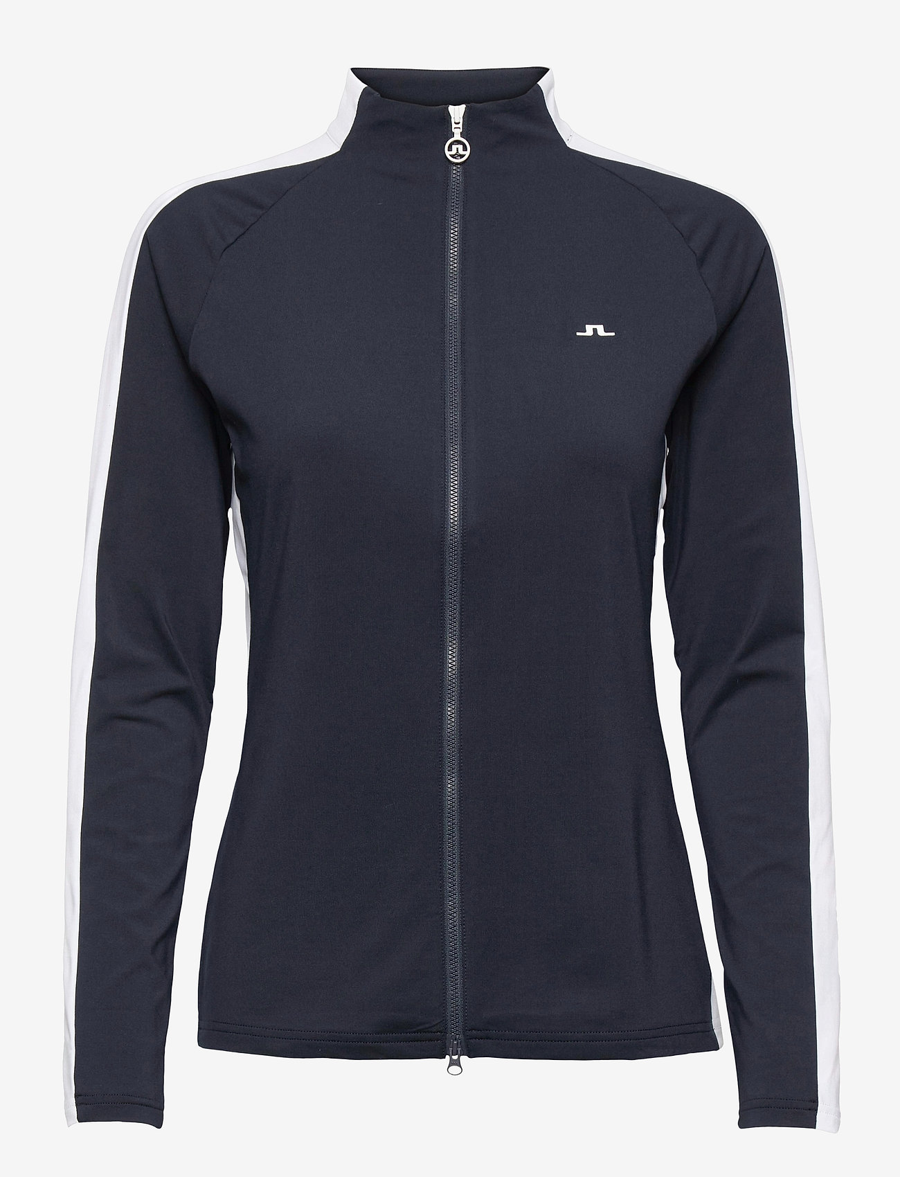 J. Lindeberg Golf - Marie Golf Mid Layer - golf jackets - jl navy - 1