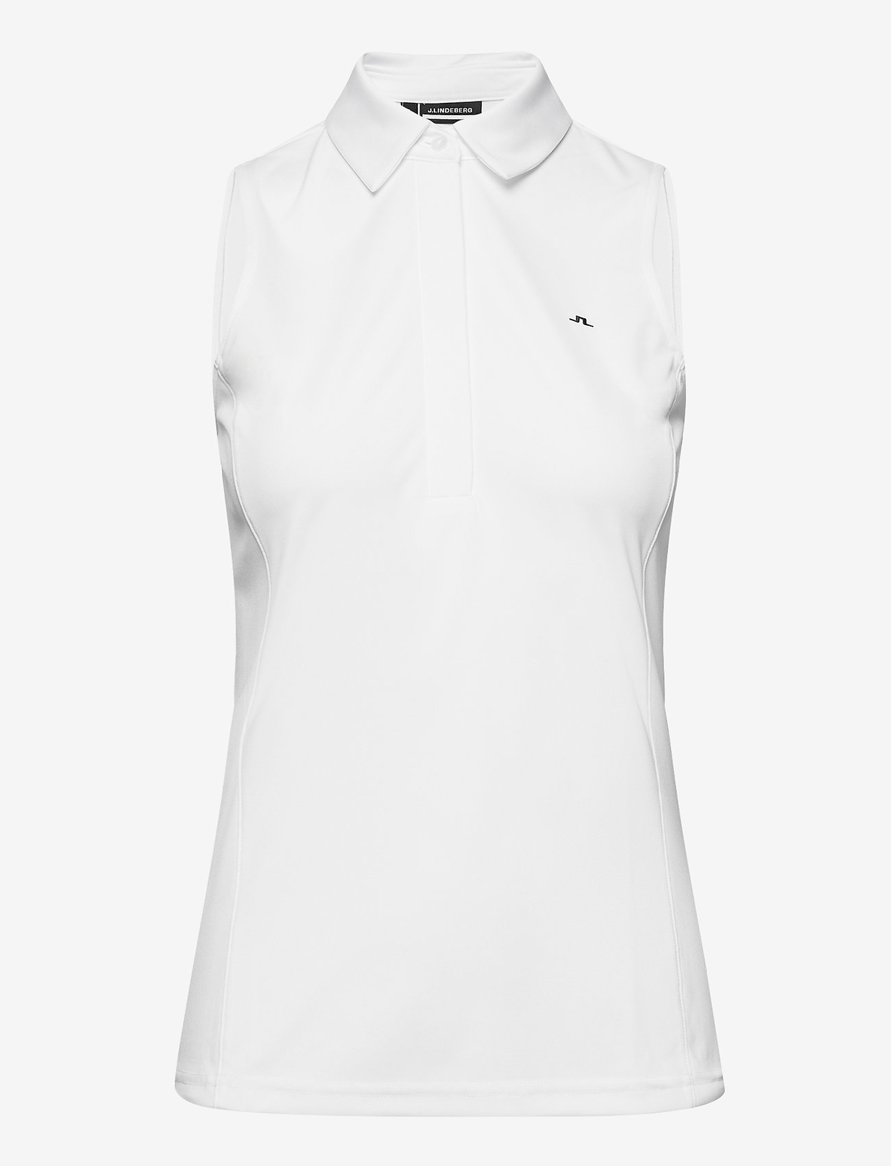 J. Lindeberg Golf - Dena Sleeveless Golf Top - tank tops - white - 1