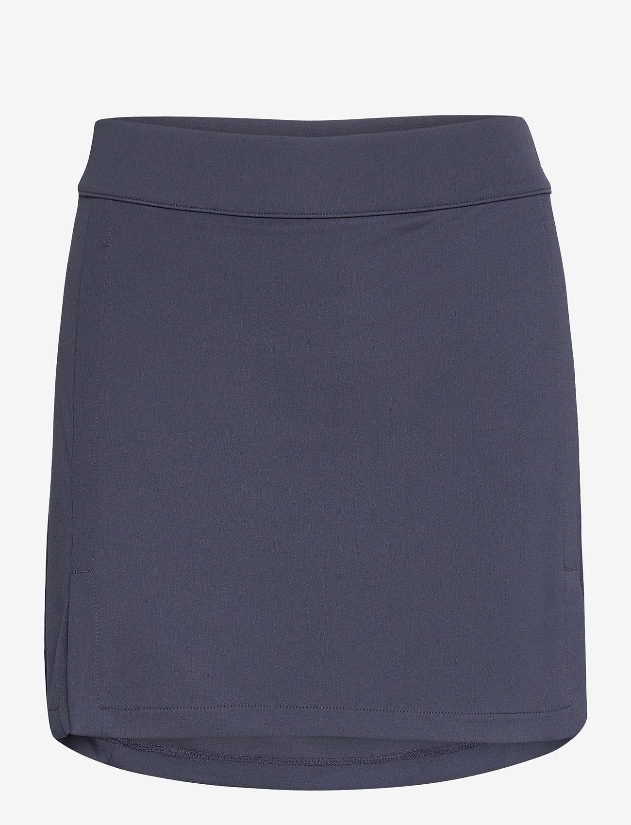 J. Lindeberg Golf - Amelie Mid Golf Skirt - sports skirts - jl navy - 0