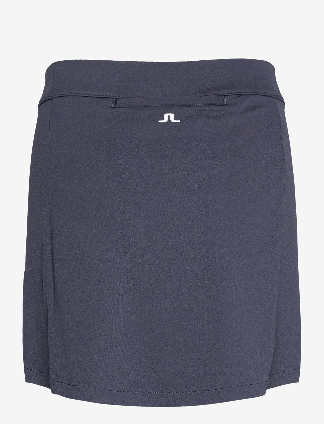 J. Lindeberg Golf - Amelie Mid Golf Skirt - sports skirts - jl navy - 1