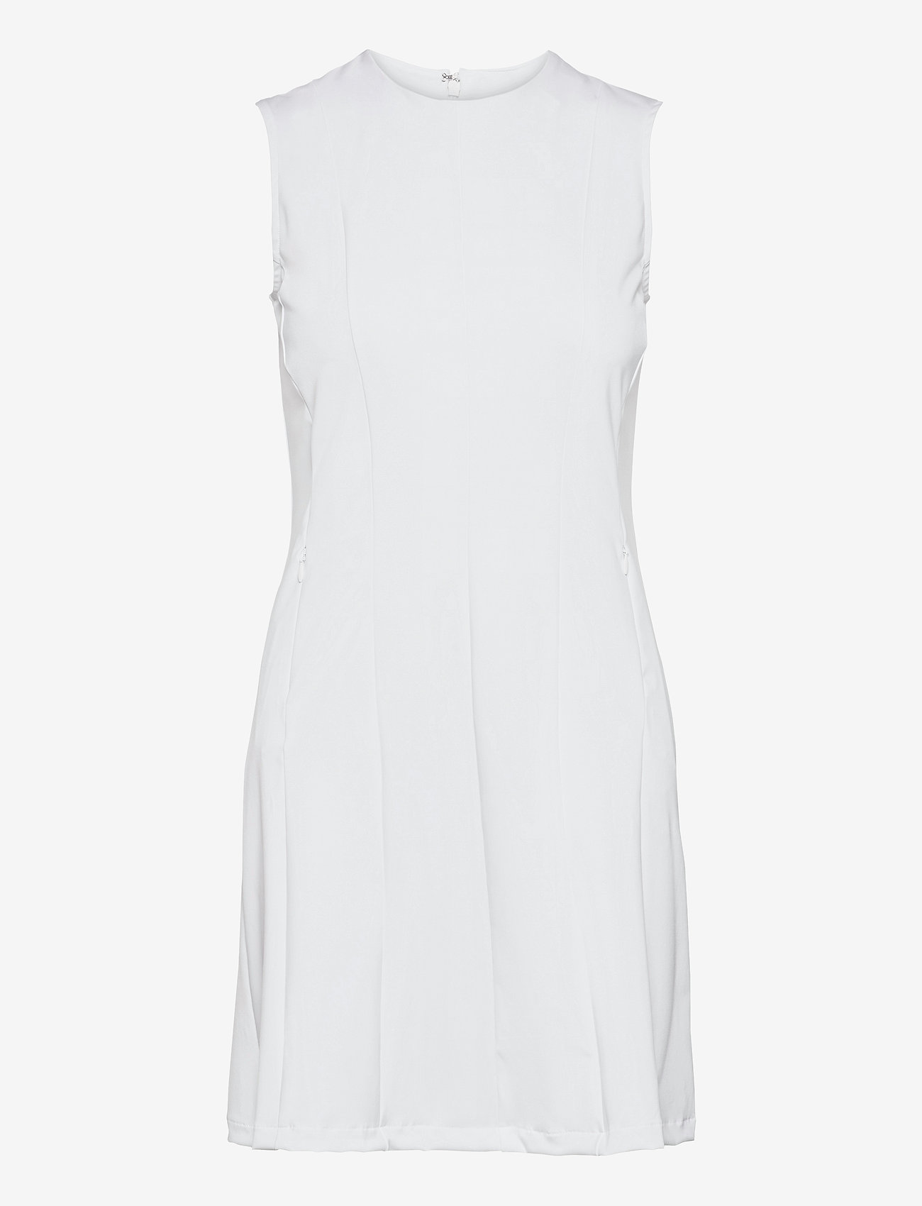 J. Lindeberg Golf - Jasmin Golf Dress - sports dresses - white - 0