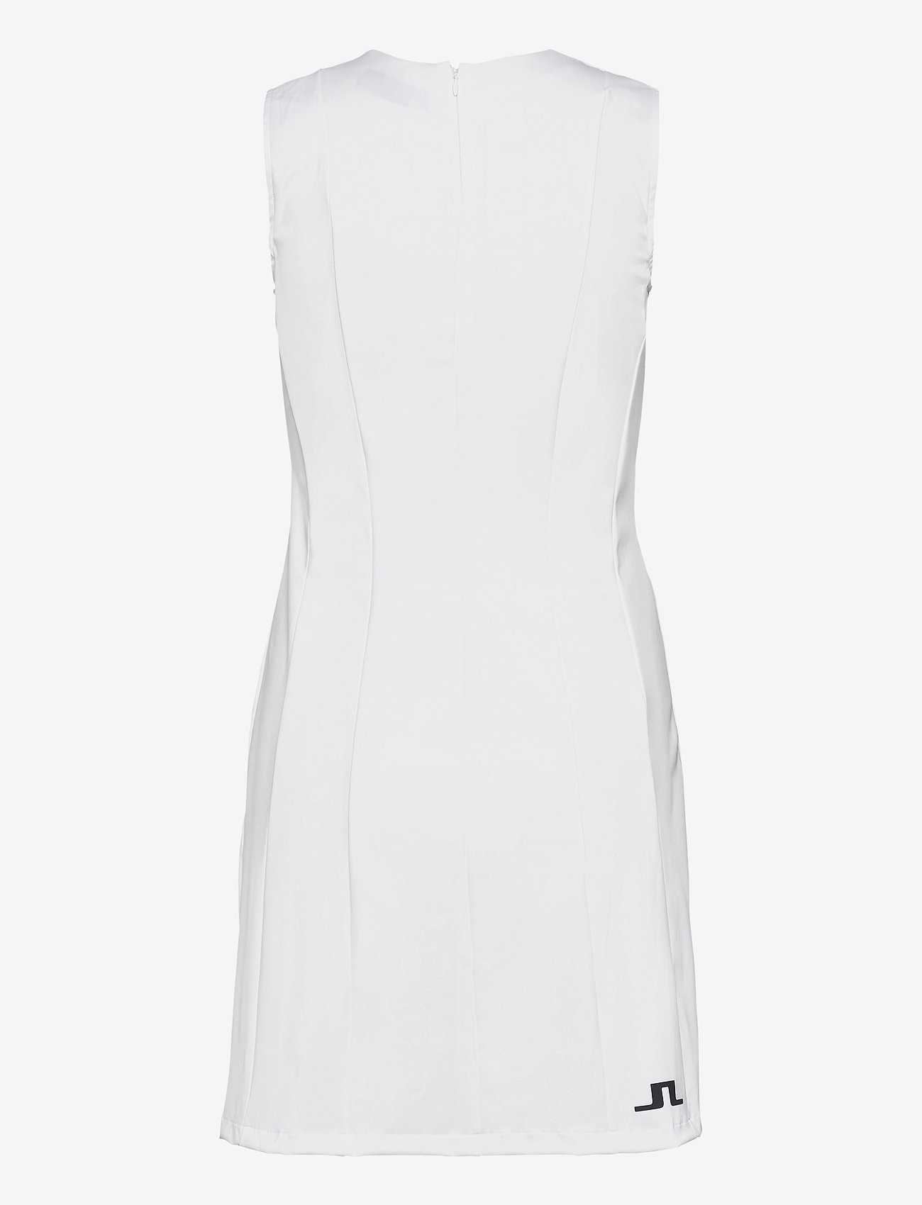 J. Lindeberg Golf - Jasmin Golf Dress - sports dresses - white - 1