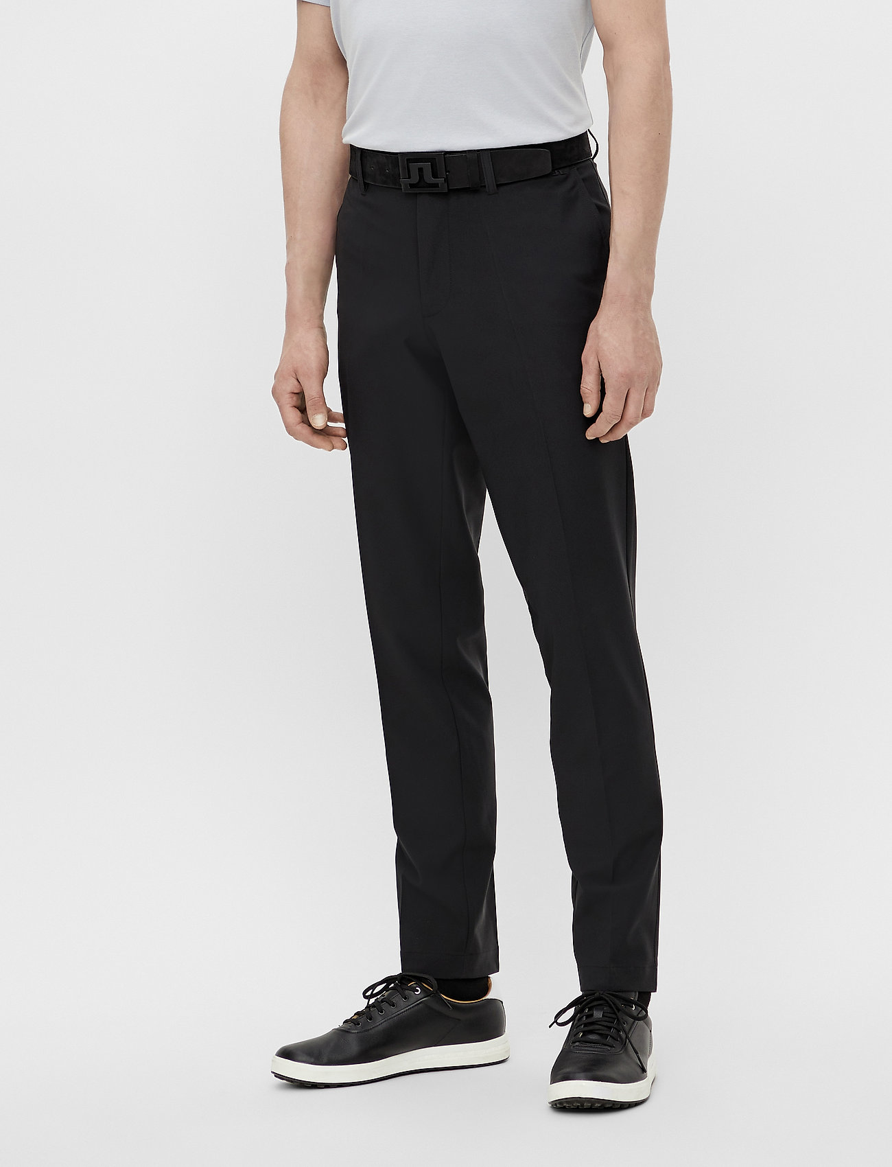 J. Lindeberg Golf - Ellott Golf Pant - trainingshosen - black - 0