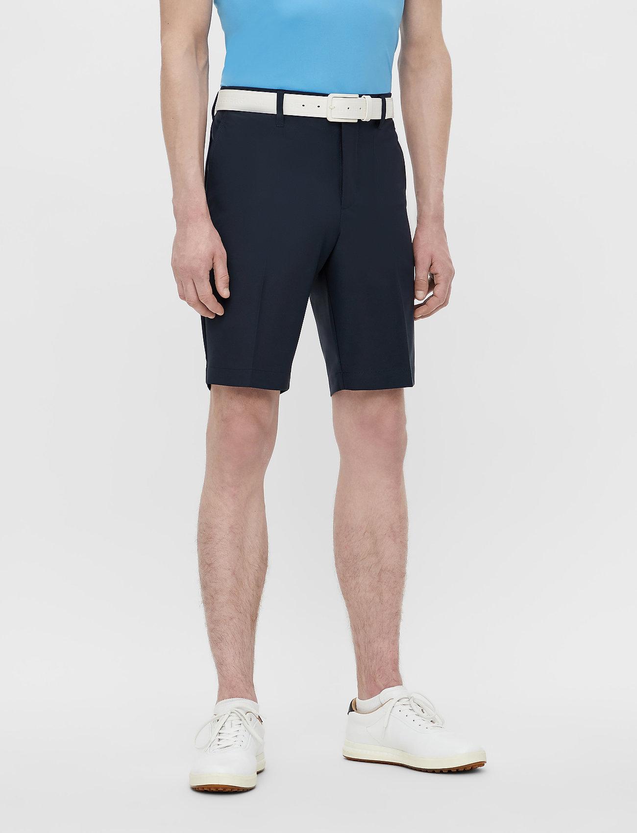 J. Lindeberg Golf - Eloy Golf Shorts - golf-shorts - jl navy - 0
