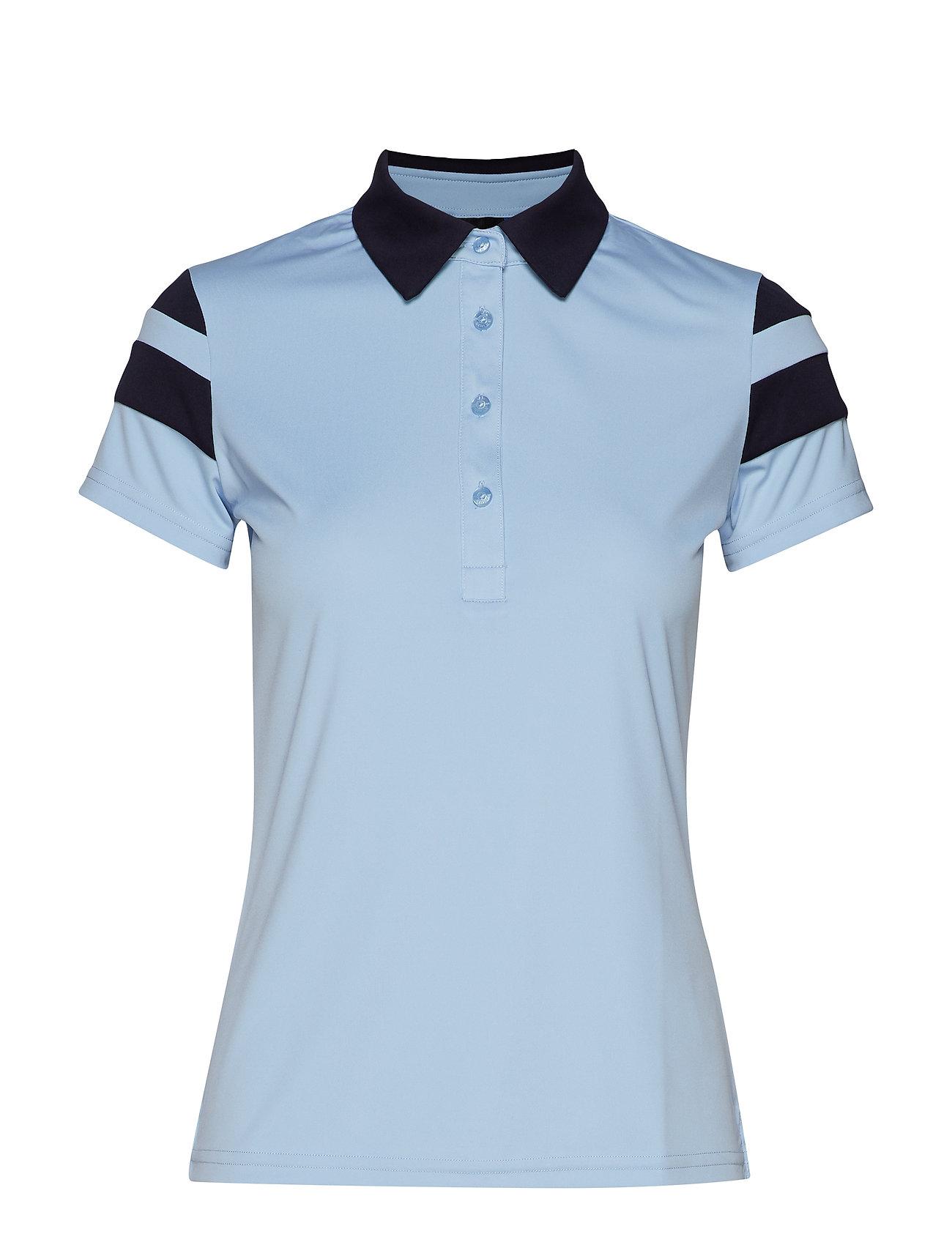 J. Lindeberg Golf Pixie-TX Jersey - BABY WHISPER