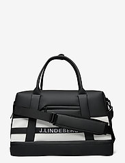 J. Lindeberg Golf - Boston Bag - sportsbagger - black - 0