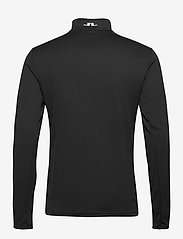 J. Lindeberg Golf - Bran Golf Mid Layer - fleece - black - 2