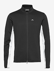 J. Lindeberg Golf - Alex Golf Mid Layer - fleece - black - 0