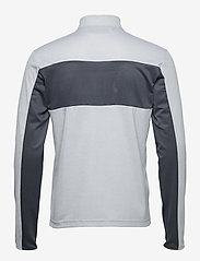 J. Lindeberg Golf - Alex Golf Mid Layer - fleece - stone grey melange - 2