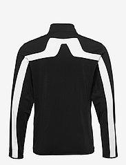 J. Lindeberg Golf - Jarvis Mid Layer - langarmshirts - black - 2