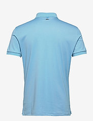 J. Lindeberg Golf - Stan Regular Fit Golf Polo - kurzärmelig - ocean blue melange - 2