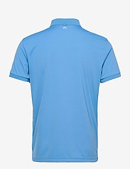 J. Lindeberg Golf - Tour Tech Slim Fit Golf Polo - kurzärmelig - ocean blue - 2