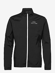 J. Lindeberg Golf - Ash Light Packable Golf Jacket - golf-jacken - black - 1