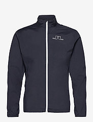 J. Lindeberg Golf - Ash Light Packable Golf Jacket - golf-jacken - jl navy - 0