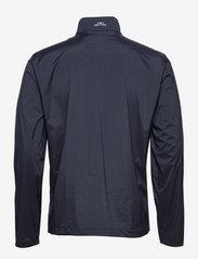 J. Lindeberg Golf - Ash Light Packable Golf Jacket - golfjakker - jl navy - 1