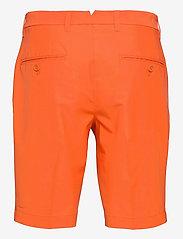 J. Lindeberg Golf - Eloy Golf Shorts - golf-shorts - lava orange - 2