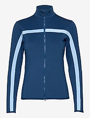 J. Lindeberg Golf - Seasonal Janice Mid Layer - golf jackets - midnight blue - 1