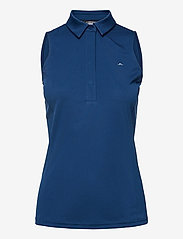 J. Lindeberg Golf - Dena Sleeveless Golf Top - tank tops - midnight blue - 1