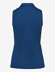 J. Lindeberg Golf - Dena Sleeveless Golf Top - tank tops - midnight blue - 2