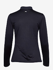 J. Lindeberg Golf - Tour Tech LS Golf Polo - polos - jl navy - 2