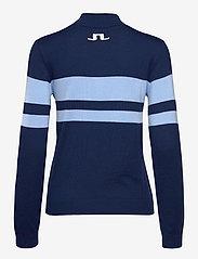 J. Lindeberg Golf - Rosa Golf Sweater - turtlenecks - midnight blue - 2