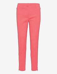 J. Lindeberg Golf - Dana Golf Pant - sports pants - tropical coral - 0