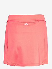 J. Lindeberg Golf - Amelie Golf Skirt - sports skirts - tropical coral - 2
