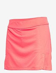 J. Lindeberg Golf - Amelie Golf Skirt - sports skirts - tropical coral - 3