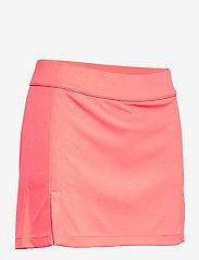 J. Lindeberg Golf - Amelie Golf Skirt - sports skirts - tropical coral - 4