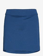 J. Lindeberg Golf - Amelie Mid Golf Skirt - sports skirts - midnight blue - 1