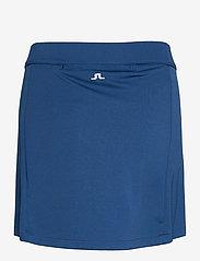 J. Lindeberg Golf - Amelie Mid Golf Skirt - sports skirts - midnight blue - 2