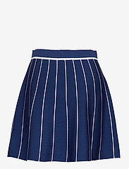 J. Lindeberg Golf - Bay Knitted Golf Skirt - sports skirts - midnight blue - 2