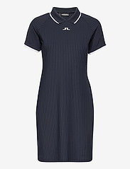 J. Lindeberg Golf - April Golf Dress - tshirt jurken - jl navy - 0