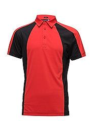 M Doglas Reg TX Jersey - RACING RED