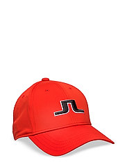 Angus Tech Stretch Cap - RACING RED