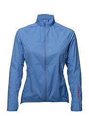 W Sally Jacket Stretch WindPro - SILENT BLUE